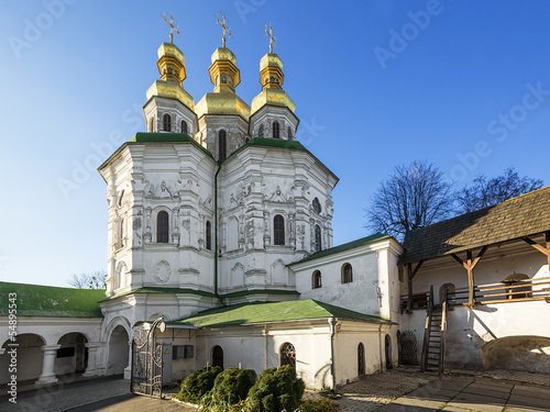 Church of All the Saints. Kiev.