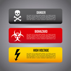 caution infographics