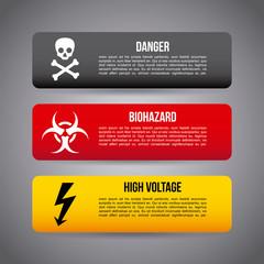 caution infographics