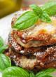 Eggplant parmigiana - Melanzane alla parmigiana