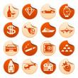 Luxury life stickers