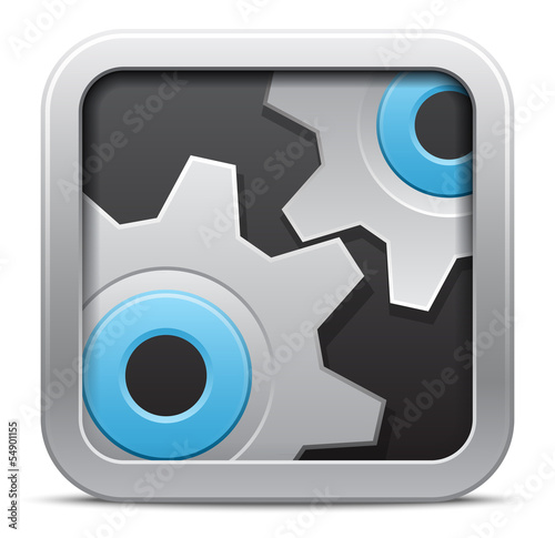 Vector Settings icon