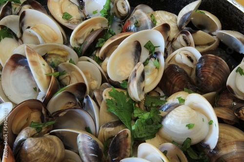 vongole scoppiate