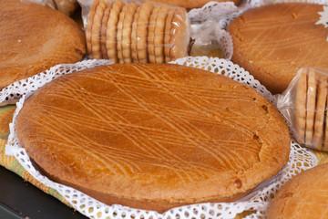 Pastel vasco tradicional de Euskadi
