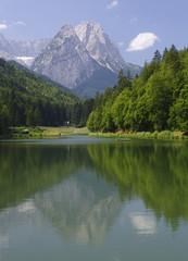 Riessersee - Paradies unter der Zugspitze