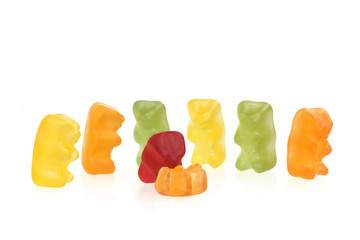 Gummy Bear story: mobbing in working place