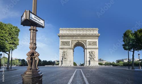 Papiers peints Paris Arc de Triomphe Paris