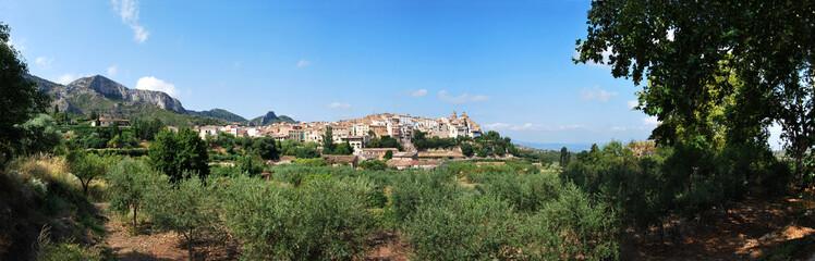 Village espagnol de Tivissa