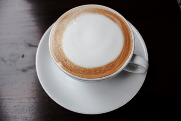 Cappuccino  Cup of Cappuccino Coffee