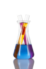 Laboratory glassware equipment, Experimental science research in
