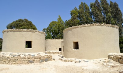 Reconstructed structures with trees