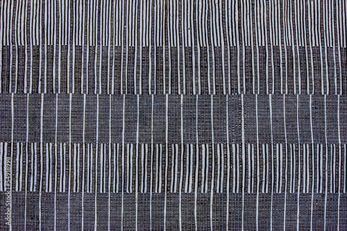 handcraft weave texture natural cotton or background