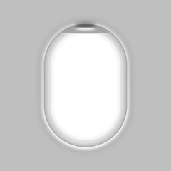 Aircrafts window