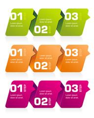 Infographics Banners