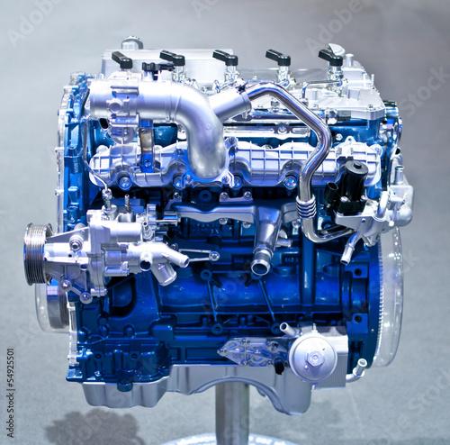 Двигатель на модель авто