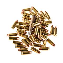 Bigger bullet