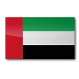 Flagge Vereinigte Arabischen Emirate