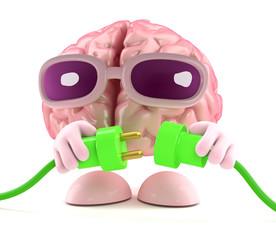 Brain makes a connection