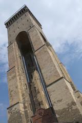 Imposanter Wasserturm in Eberswalde