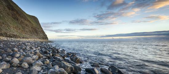 Steep Cliffs at Kimmeridge Bay