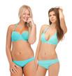 model girls in bikinis