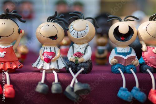Little funny dolls, Hangzhou