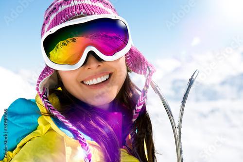 Skiurlaub - 54940566