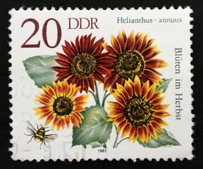 Germany postage stamp (DDR) 1982