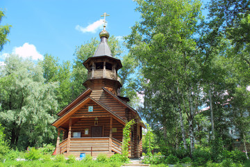 Shrine of St. Seraphim Vyritsky