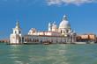 Basilica Della Salute in Venice in a sunny day