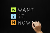 WIN - Want It Now