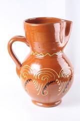 jarra de ceramica