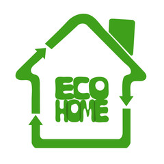 Ecologically eco clean home