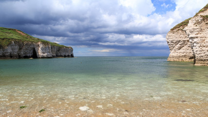 Flamborough North Landing Yorkshire