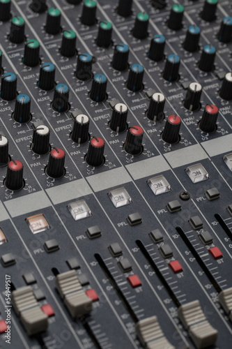 Sound Digital Mixer