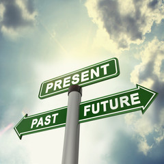 Signboard past, present and future