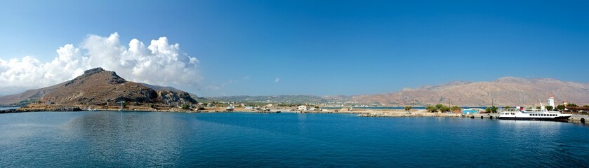 Побережье Крита