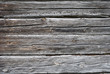 Old vintage wooden wall as background