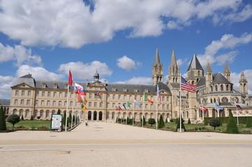 Hotel de ville 3, Caen