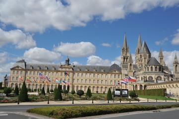 Hôtel de ville , Caen