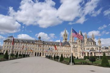 Hôtel de ville 4, Caen