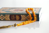 The Masbaha, also known as Tasbih with the Quaran