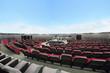 Auditorium and projector in Planetarium
