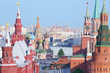Historical Museum, St. Basil's Cathedral, Spasskaya Tower