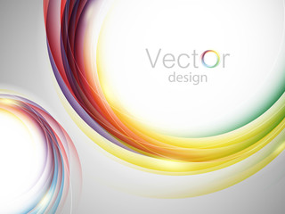 colorful vector modern  design