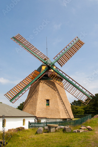 Windmühle Amrum