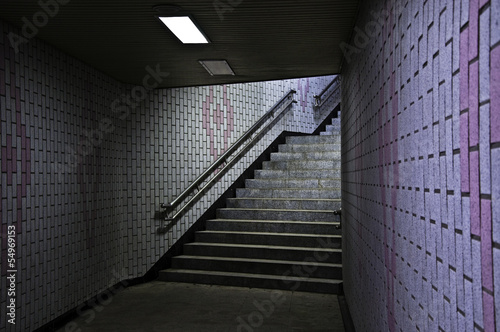 Subway Passage