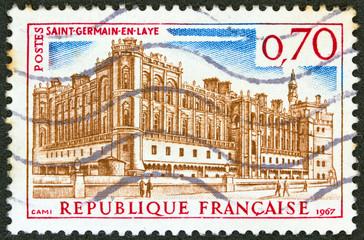 Saint-Germain-en-La ye (France 1967)
