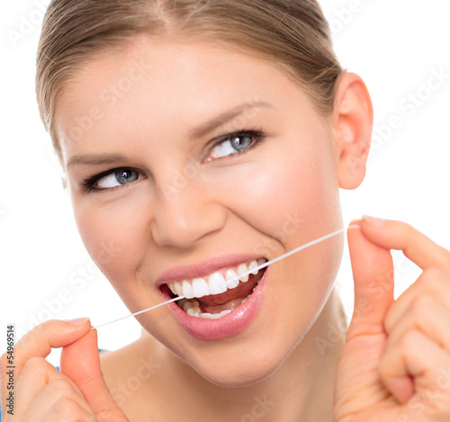 Fototapeten,frau,zahnärztin,pflege,zahn