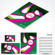Modern Brochure Template Design